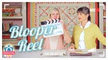 Fat Quarter Shop Blooper Reel! On set with Kimberly Jolly