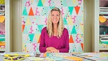 The Boardwalk Delight Fabric Collection with Dana Willard of Made Everyday!