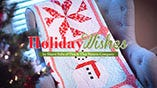 Fat Quarter Shop's Holiday Wishes Book By Sherri Falls Trailer!