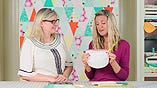Single Scoop Zipper Bag! Easy Quilting Tutorial with Kimberly Jolly and Dana Willard!