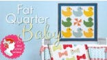 Fat Quarter Baby Book Fat Quarter Shop Video