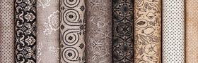 Black Tie Affair by BasicGrey <br />for Moda Fabrics