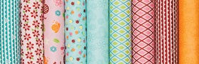 Bugsy by Kids Quilts for RJR Fabrics