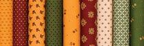 Christmas Gatherings by Primitive Gatherings for Moda Fabrics
