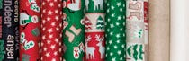 Craft Paper Christmas by Whistler Studios for Windham Fabrics