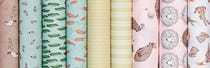 Darling Little Dickens by Lydia Nelson for Moda Fabrics