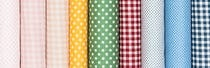Dots & Gingham by Lecien Fabrics
