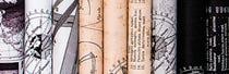 Encyclopedia Galactica by Suite 1500 by Andover Fabrics