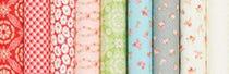 Fleurs by Brenda Riddle Designs for Moda Fabrics