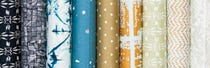 Observer by April Rhodes for Art Gallery Fabrics