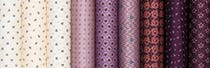 Old Plum Calicos by Pam Buda for Marcus Brothers Fabric