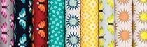 Paintbox Basics by Elizabeth Hartman for Robert Kaufman Fabrics