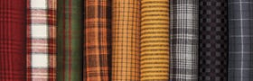 Primo Plaids Flannel by Marcus Brothers Fabrics