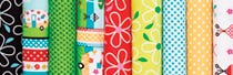 Quilt Camp by Barbara Jones for Henry Glass Fabrics