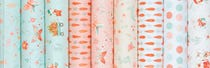 Bunny Tales by Lucie Crovatto for Studio E Fabrics
