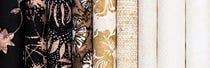 Sepia Batiks by Hoffman Fabrics