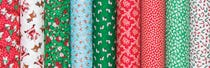 Storybook Christmas by Whistler Studios for Windham Fabrics