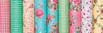 Sugar Bloom by Verna Mosquera for Free Spirit Fabrics