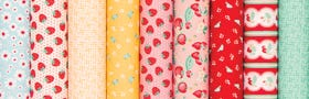 The Shabby Strawberry by Emily Hayes for Penny Rose Fabrics