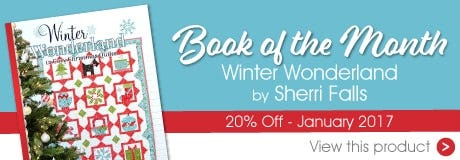 Shop our Quilt Book of the Month