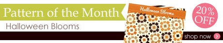 Fat Quarter Shop Quilting Pattern of the Month