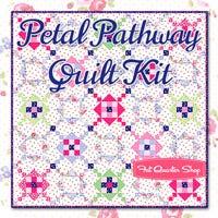 Petal Pathway Quilt Kit
