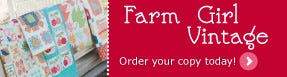 Pre-order your copy of Farm Girl Vintage today!