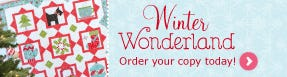 Pre-order your copy of Winter Wonderland today!