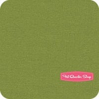 Bella Solids Avocado Yardage