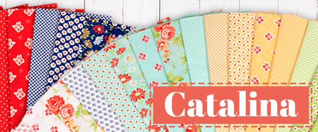 Catalina by Fig Tree Quilts for Moda Fabrics