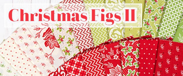 Christmas Figs II by Fig Tree Quilts for Moda Fabrics