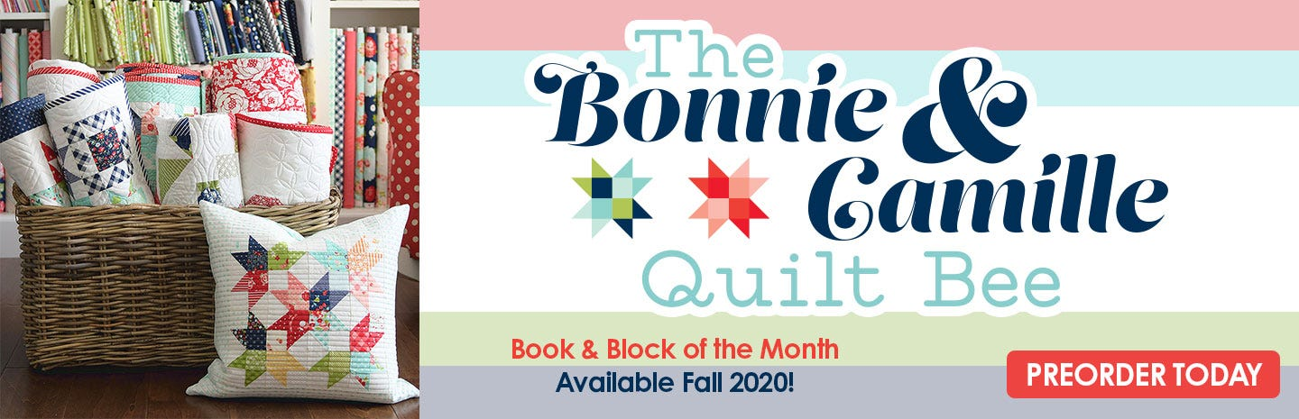 Shine On Sampler Block of the Month
